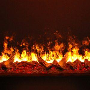3D Boyutlu Elektrikli Şömine Haznesi 100lük BŞH326