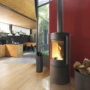 İnvicta Altara + Plus Döküm Odun Sobası