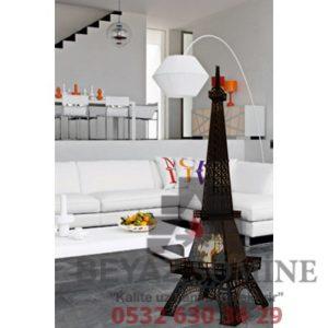 Eifel tower bio şömine